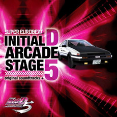 Initial D Arcade Stage 5 Original Soundtracks mp3 Soundtrack by Various Artists