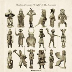 Flight of the Ancients mp3 Album by Shaolin Afronauts
