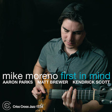 First In Mind mp3 Album by Mike Moreno