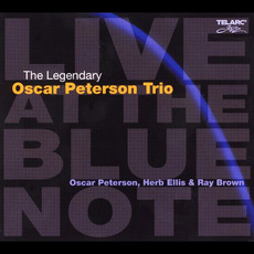 The Legendary Oscar Peterson Trio: Live At The Blue Note mp3 Live by The Oscar Peterson Trio