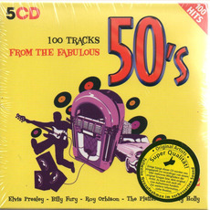 100 Tracks From The Fabulous 50's, Vol.2 mp3 Compilation by Various Artists