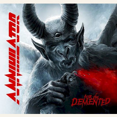 For the Demented mp3 Album by Annihilator