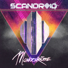 Monochrome mp3 Album by Scandroid