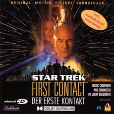 Star Trek: First Contact mp3 Soundtrack by Various Artists
