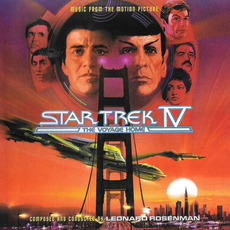 Star Trek IV: The Voyage Home: Music From the Motion Picture mp3 Soundtrack by Various Artists