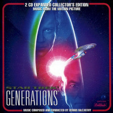 Star Trek: Generations: Music From the Motion Picture mp3 Soundtrack by Dennis McCarthy