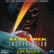 Star Trek: Insurrection: Music From the Original Motion Picture Soundtrack mp3 Soundtrack by Jerry Goldsmith