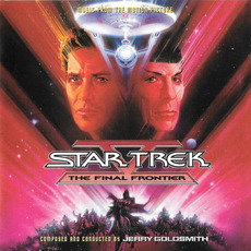 Star Trek V: The Final Frontier: Music From the Motion Picture mp3 Soundtrack by Jerry Goldsmith