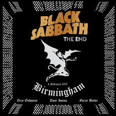 The End: Birmingham mp3 Live by Black Sabbath
