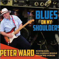 Blues On My Shoulders by Peter Ward