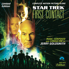 Star Trek: First Contact: Complete Motion Picture Score mp3 Soundtrack by Jerry Goldsmith