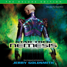 Star Trek Nemesis: The Deluxe Edition mp3 Soundtrack by Jerry Goldsmith