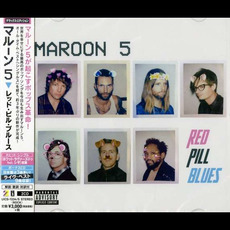 Red Pill Blues (Japanese Deluxe Edition) mp3 Album by Maroon 5