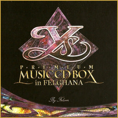 Ys PREMIUM MUSIC CD BOX in FELGHANA (Limited Edition) mp3 Artist Compilation by Falcom Sound Team jdk