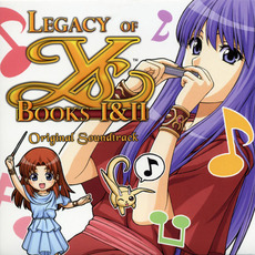 Legacy of Ys Books I & II Original Soundtrack mp3 Compilation by Various Artists