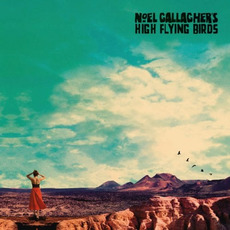 Who Built the Moon? (Japanese Edition) mp3 Album by Noel Gallagher's High Flying Birds