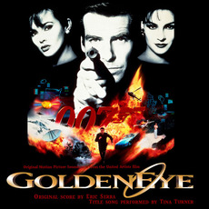 GoldenEye mp3 Soundtrack by Eric Serra