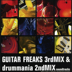 Guitar Freaks 3rd Mix & Drummania 2nd Mix soundtracks by Various Artists