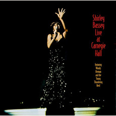 Live at Carnegie Hall (Re-Issue) mp3 Live by Shirley Bassey