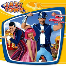 The New Album mp3 Soundtrack by LazyTown