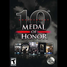 Medal of Honor: 10th Anniversary mp3 Soundtrack by Michael Giacchino