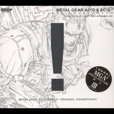 Metal Gear Ac!d & Ac!d2 mp3 Soundtrack by Various Artists