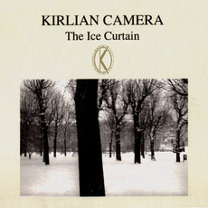 The Ice Curtain by Kirlian Camera