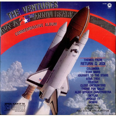 NASA 25th Anniversary: Commemorative Album mp3 Album by The Ventures