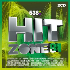 Radio 538 Hitzone 81 mp3 Compilation by Various Artists