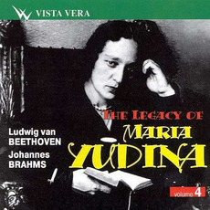 The Legacy of Maria Yudina, Volume 4 mp3 Compilation by Various Artists