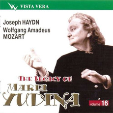 The Legacy of Maria Yudina, Volume 16 mp3 Compilation by Various Artists