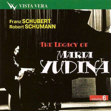 The Legacy of Maria Yudina, Volume 6 mp3 Compilation by Various Artists