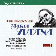 The Legacy of Maria Yudina, Volume 2 mp3 Compilation by Various Artists