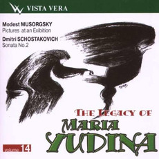 The Legacy of Maria Yudina, Volume 14 mp3 Compilation by Various Artists