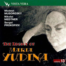 The Legacy of Maria Yudina, Volume 13 mp3 Compilation by Various Artists