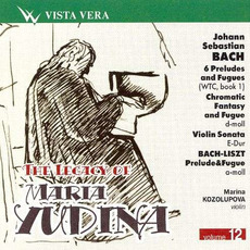 The Legacy of Maria Yudina, Volume 12 mp3 Artist Compilation by Johann Sebastian Bach