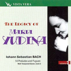 The Legacy of Maria Yudina, Volume 3 mp3 Artist Compilation by Johann Sebastian Bach