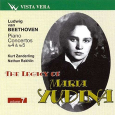 The Legacy of Maria Yudina, Volume 7 mp3 Artist Compilation by Ludwig Van Beethoven