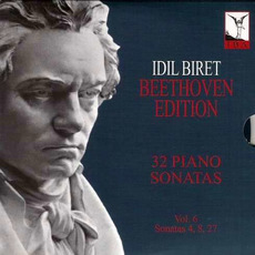 Idil Biret: Beethoven Edition - Complete Piano Sonatas, Vol. 6 mp3 Artist Compilation by Ludwig Van Beethoven