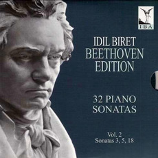 Idil Biret: Beethoven Edition - Complete Piano Sonatas, Vol. 2 mp3 Artist Compilation by Ludwig Van Beethoven