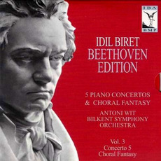 Idil Biret: Beethoven Edition - Complete Piano Concertos, Vol. 3 mp3 Artist Compilation by Ludwig Van Beethoven