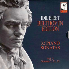 Idil Biret: Beethoven Edition - Complete Piano Sonatas, Vol. 3 mp3 Artist Compilation by Ludwig Van Beethoven