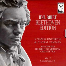 Idil Biret: Beethoven Edition - Complete Piano Concertos, Vol. 2 mp3 Artist Compilation by Ludwig Van Beethoven
