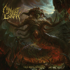 Vile Reincarnation mp3 Album by Maggot Colony