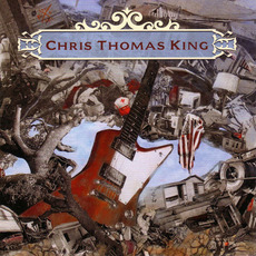 Rise mp3 Album by Chris Thomas King