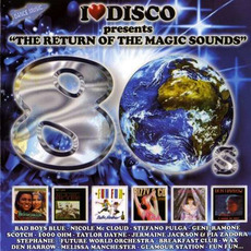 I Love Disco 80's, Volume 1 by Various Artists