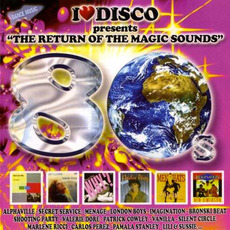 I Love Disco 80's, Volume 3 mp3 Compilation by Various Artists