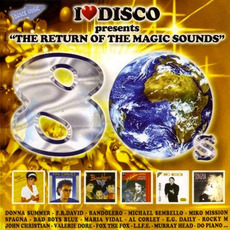 I Love Disco 80's, Volume 2 mp3 Compilation by Various Artists