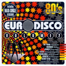 80's Revolution: Euro Disco, Volume 2 mp3 Compilation by Various Artists