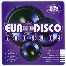 80's Revolution: Euro Disco, Volume 4 mp3 Compilation by Various Artists